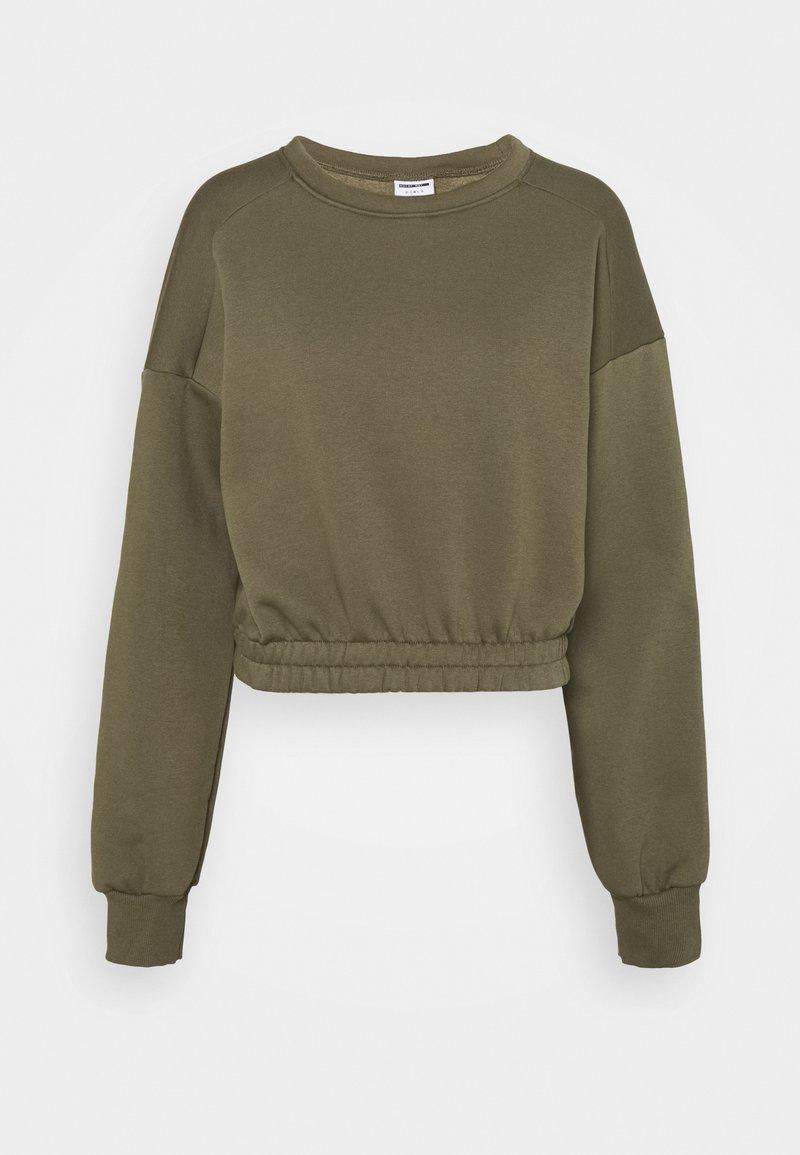 Noisy May Petite - NMPERCY - Sweatshirt - kalamata