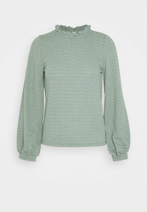 ONLGRACE - Long sleeved top - chinois green