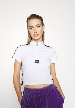 HADA - T-shirt imprimé - bright white