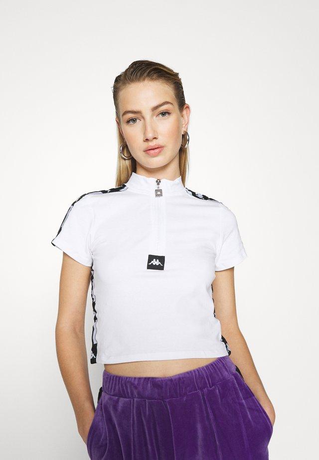 HADA - T-shirt imprimé - bright white