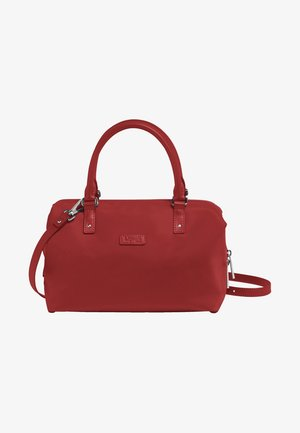 Handbag - cherry red
