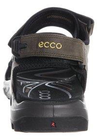 ECCO - OFFROAD - Walking sandals - tarmac - 1