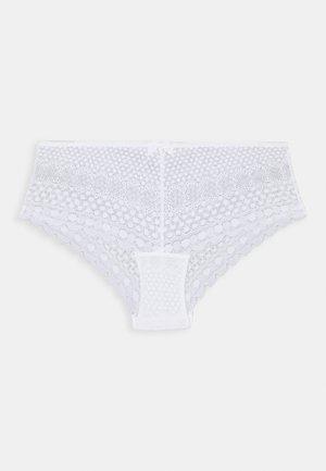 CHERIE CHERIE POST OP SHORTY - Pants - blanc
