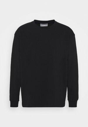 TEE - Pitkähihainen paita - black