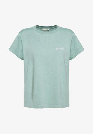 ROUND NECK - T-shirts med print - misty spearmint