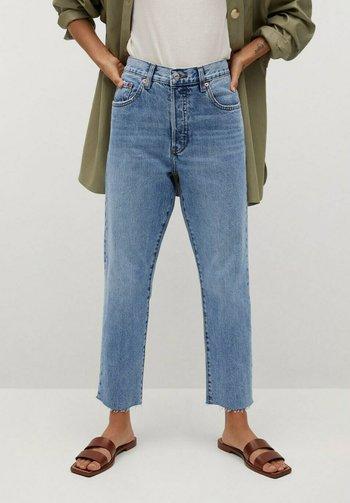 HAVANA - Straight leg jeans - middenblauw