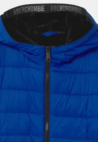 Abercrombie & Fitch - COZY PUFFER UNISEX - Winterjas - blue solid - 2
