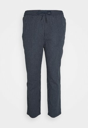 ONSLINUS LIFE CROP TAP PANT - Trousers - blues