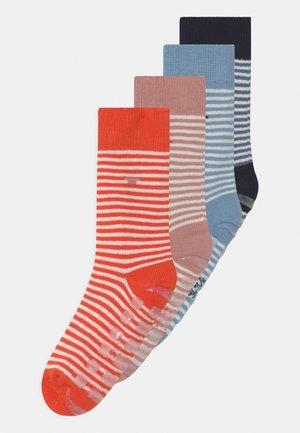 SOCKS BEAR DESIGN 4 PACK UNISEX - Socks - multi-coloured