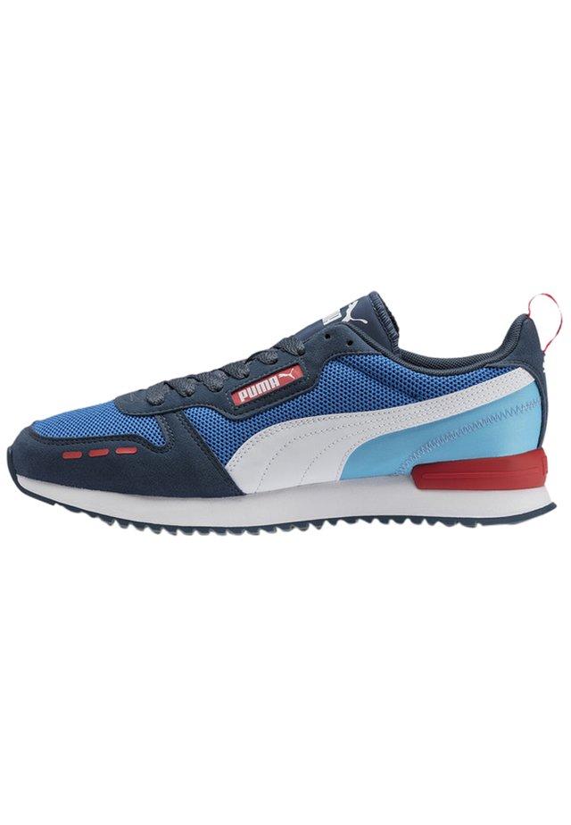 R78 UNISEX - Trainers - palace blue-dark denim-white