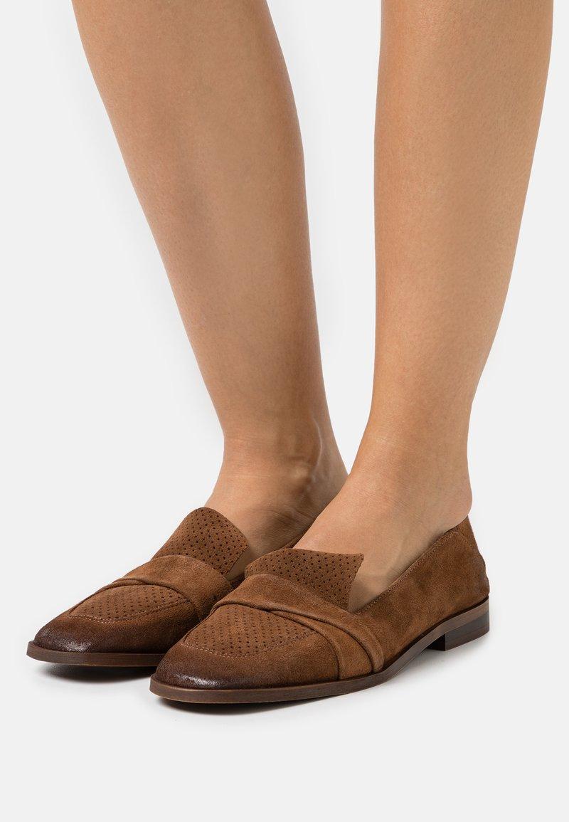 Felmini - ANITA - Mocassins - brown