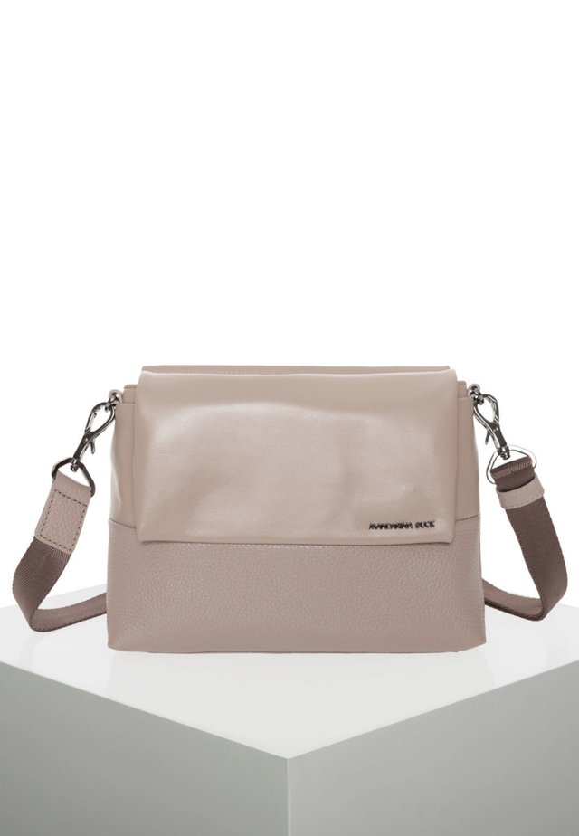 ATHENA  - Across body bag - stucco