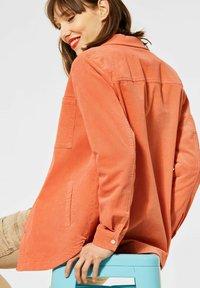 Street One - Summer jacket - orange - 1