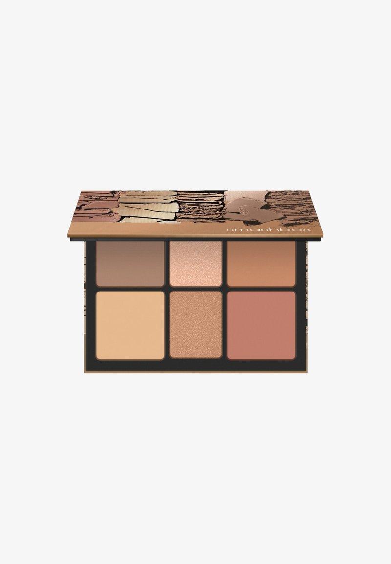 Smashbox - CALI CONTOUR PALETTE 20,56G - Face palette - shape-bronze glow
