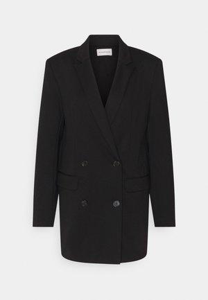 MAJEL - Krátký kabát - black