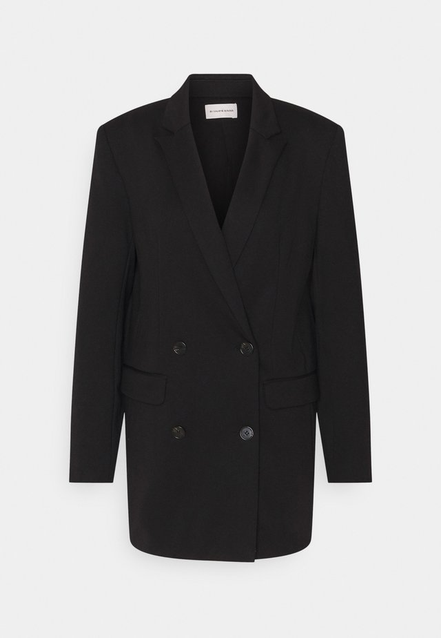 MAJEL - Short coat - black