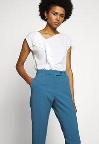 HUGO - HAMIRA - Trousers - dark blue - 3