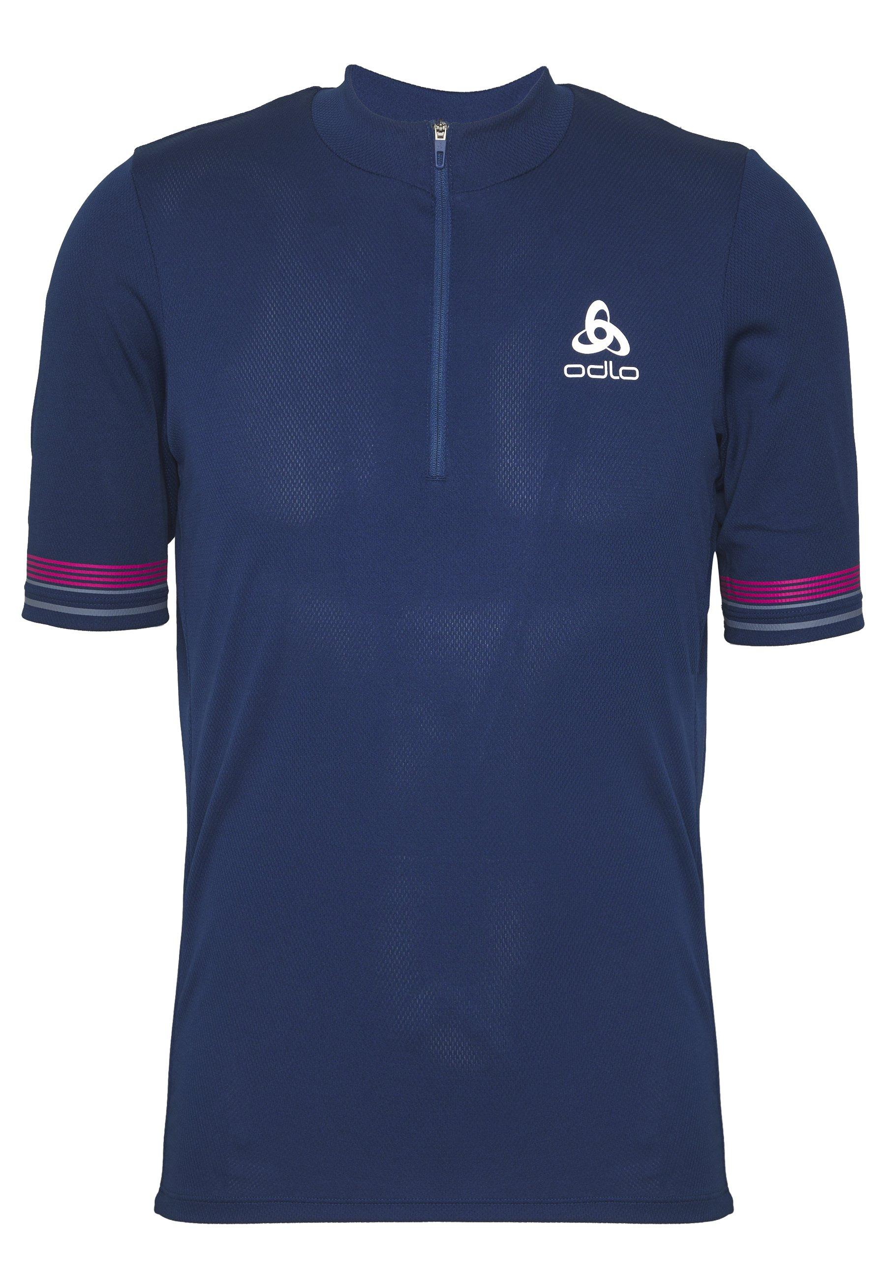 ODLO ELEMENT - T-shirt imprimé - estate blue