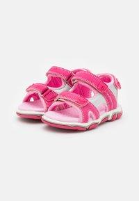 Pax - WAVE UNISEX - Sandales de randonnée - pink/silver - 1