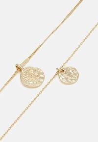 Pilgrim - NECKLACE HAVEN 2 PACK - Necklace - gold-coloured - 2