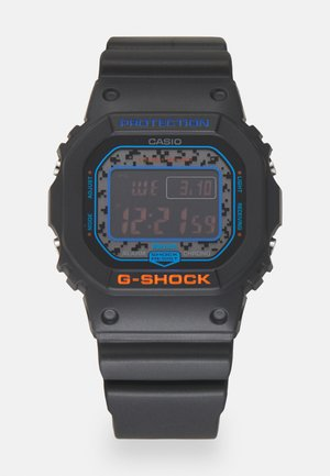 CITY CAMO UNISEX - Digital watch - black/blue