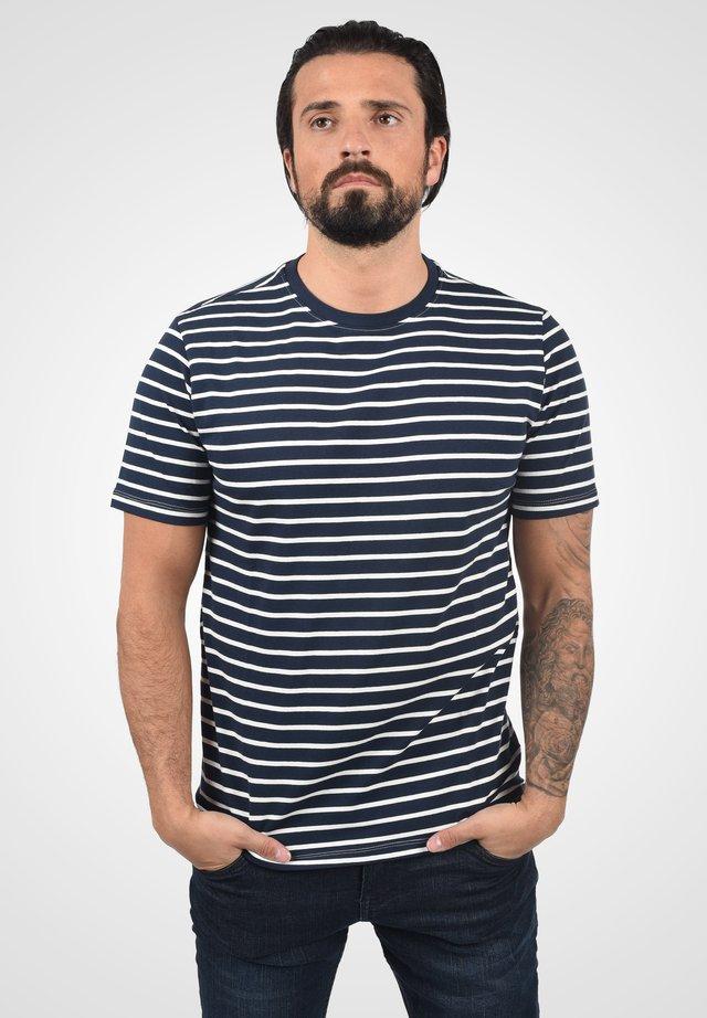 CFTROELS - T-shirts print - navy blazer