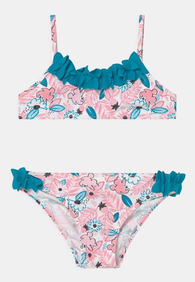 GIRL MINNIE SET - Bikini - rose shadow