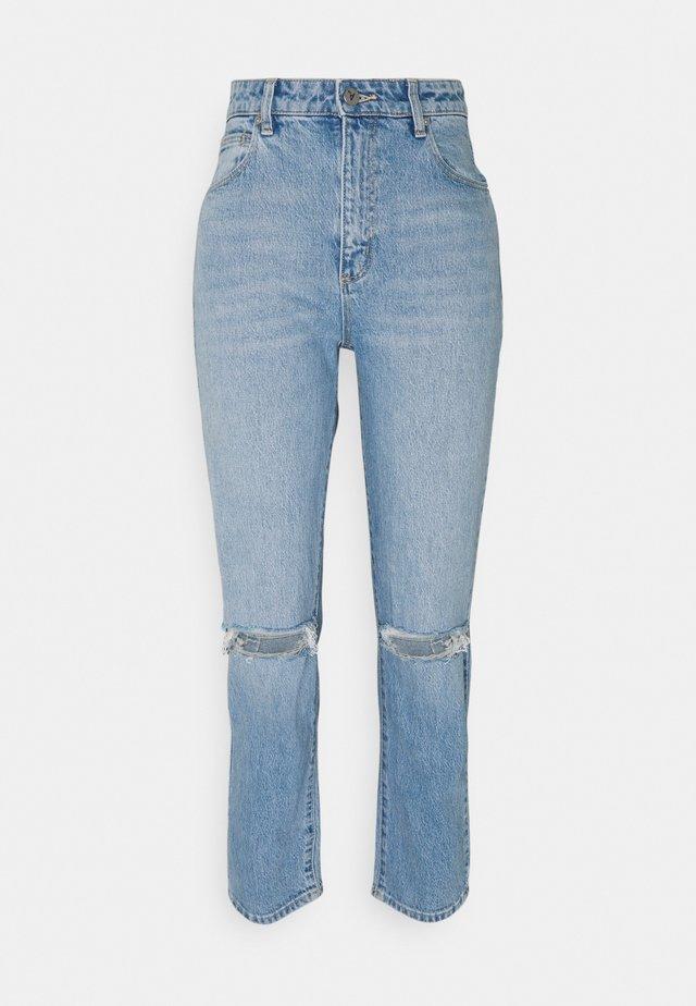 HIGH SLIM - Jeans slim fit - april