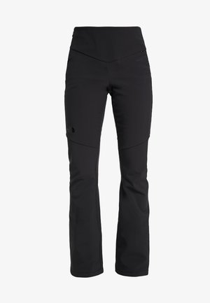 SNOGA PANT - Snow pants - black