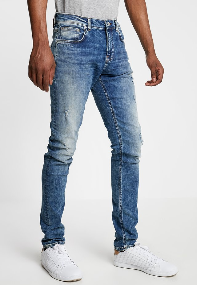 SMARTY - Slim fit jeans - starwater wash