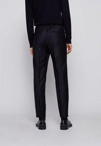 BOSS - BARDON - Suit trousers - dark blue - 2