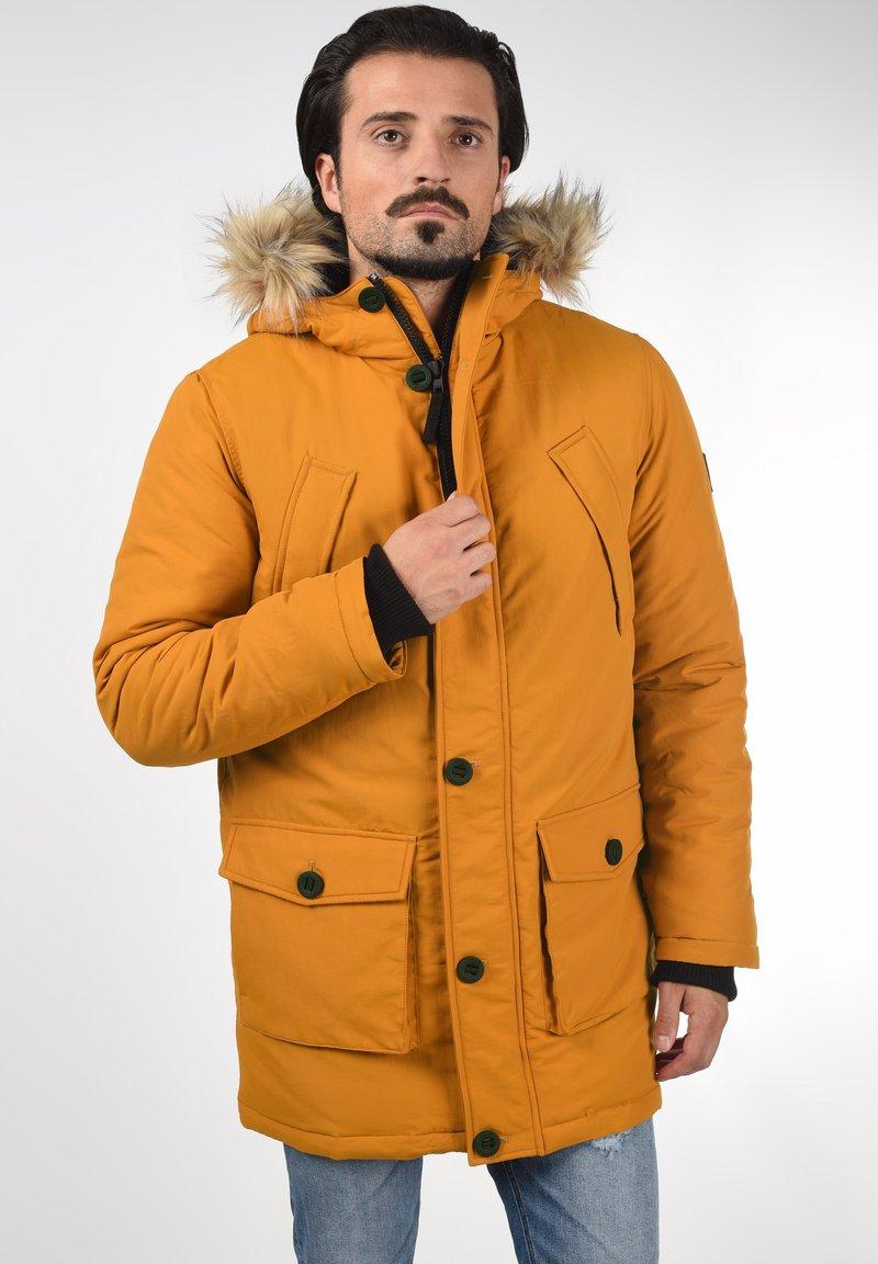 Solid - FRIGO - Winter coat - sudan brown