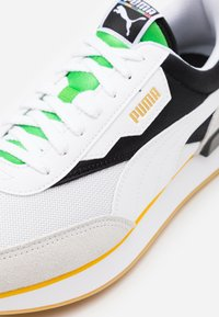 Puma - FUTURE RIDER  - Sneakers basse - white/black - 7