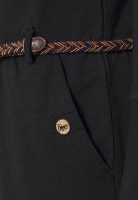Ragwear - LAURRA - Day dress - black - 2