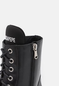 Patrizia Pepe - Lace-up ankle boots - nero - 6