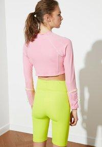 Trendyol - Training jacket - pink - 1