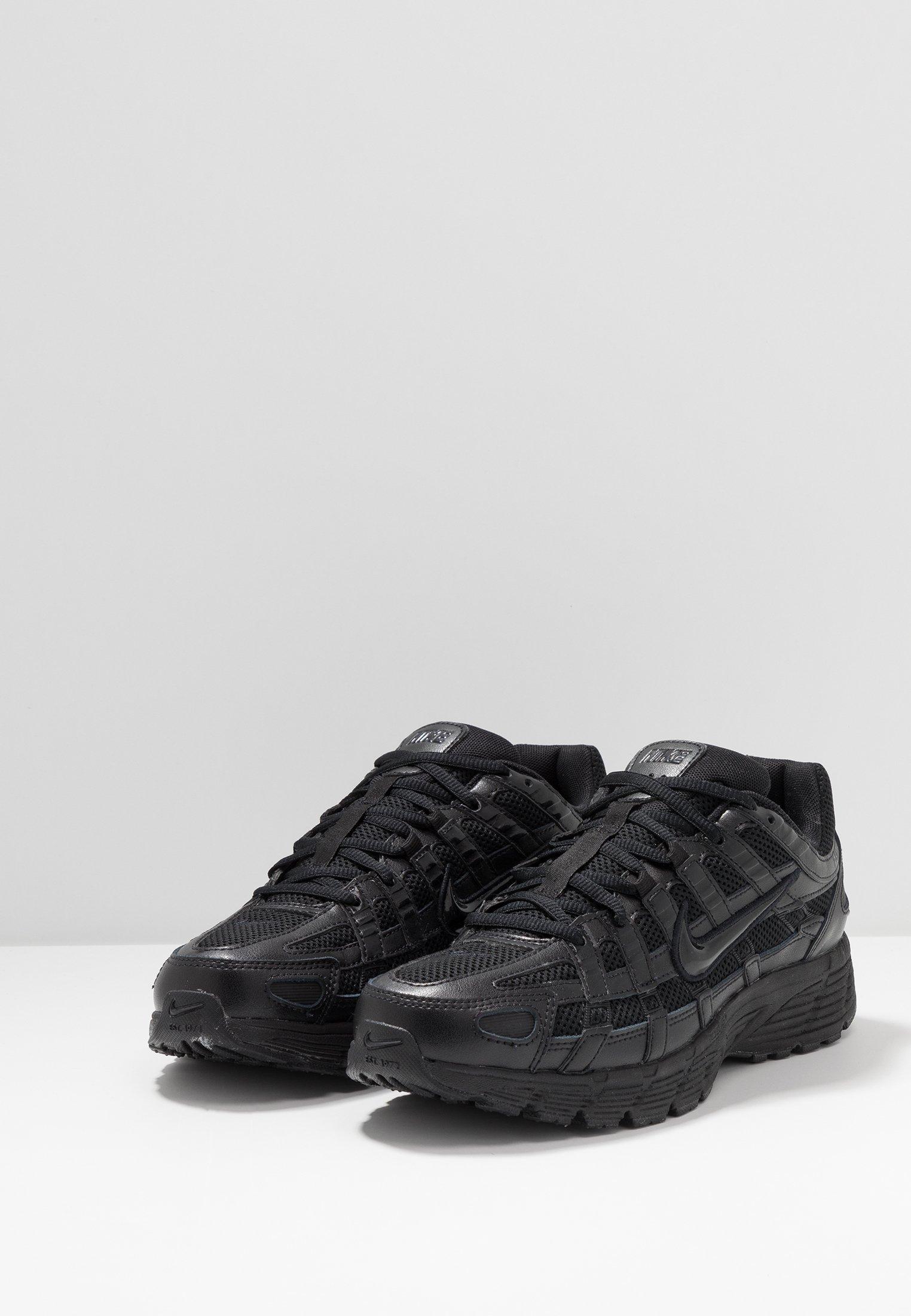Nike Sportswear P-6000 - Joggesko - white/black/laser blue/light smoke grey/vast grey/photon dust