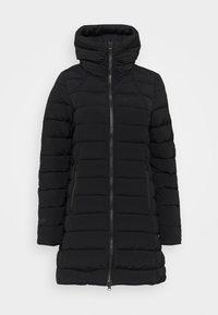 8848 Altitude - ARABELLA COAT - Kabát zprachového peří - black - 4
