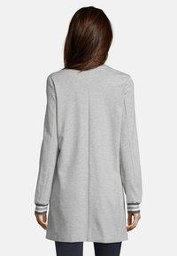 Amber & June - Summer jacket - light grey melange - 2