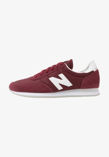 720 UNISEX - Sneaker low - red/white