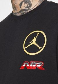 Jordan - TEE - Print T-shirt - black - 5
