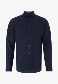 OLYMP Level Five - SLIM FIT - Formal shirt - marineblau - 0