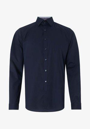 SLIM FIT - Formal shirt - marineblau