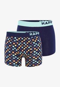 Happy Shorts - 2 PACK - Pants - polka dots - 0