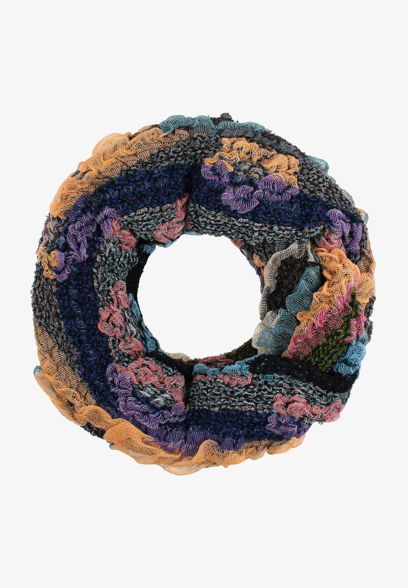 myMo - Kruhová šála - multicolor