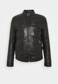 Serge Pariente - CHIC - Leather jacket - black - 3
