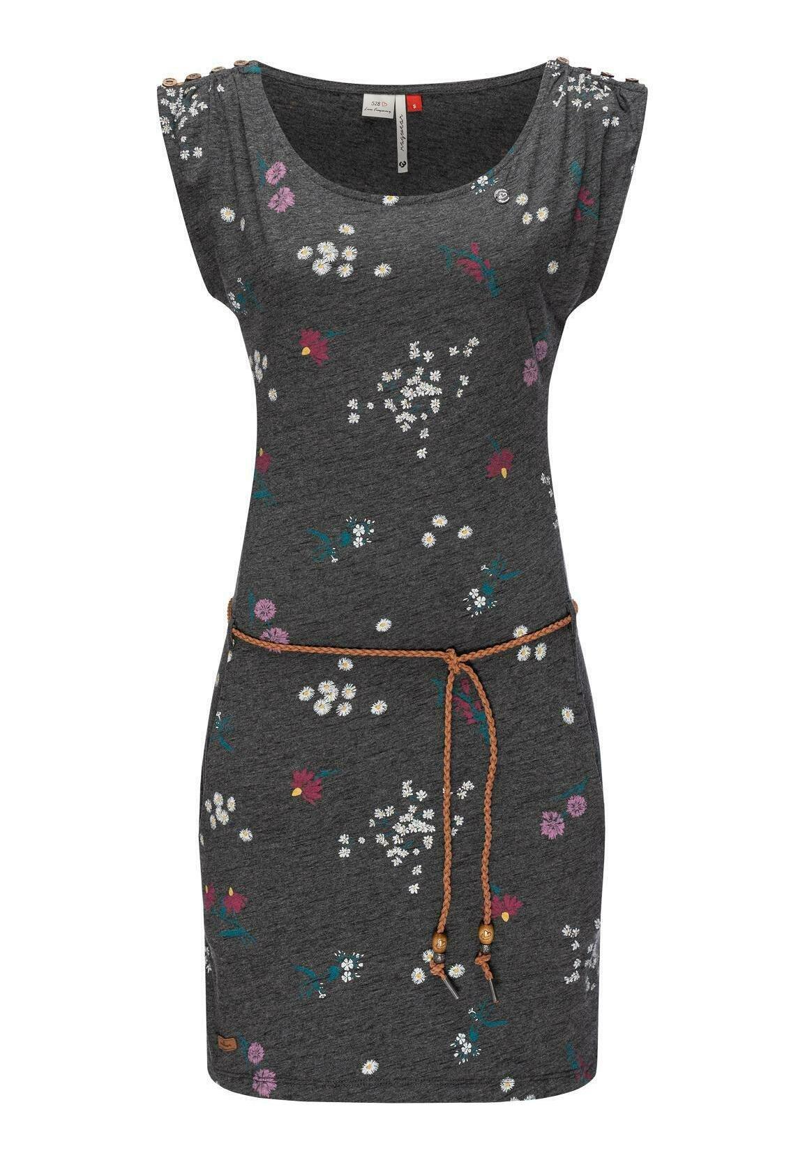 Damen CHEGO FLOWERS - Jerseykleid