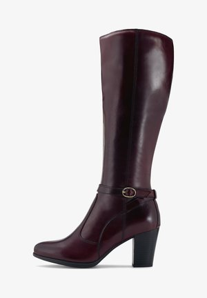 FASHION - Boots - bordeaux