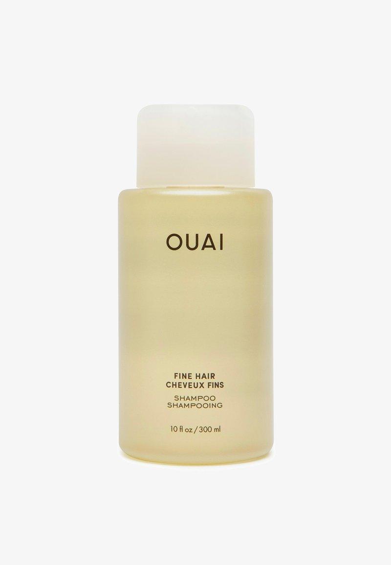 Ouai - FINE HAIR SHAMPOO  - Shampoo - -