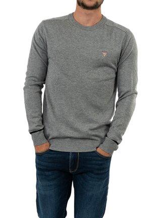 Jersey de punto - gris